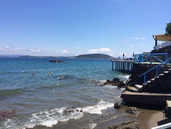 La spiaggia foto di bagno medusa ischia tripadvisor - Bagno italia ischia ...