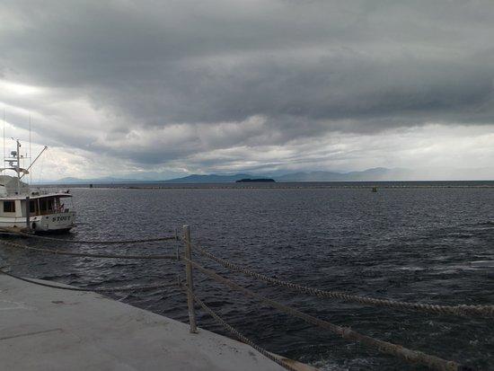 Lake Champlain Ferries Foto