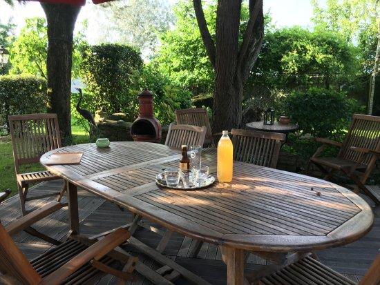 Pays de la Loire, France: Garden