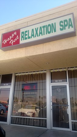 Happy Feet Relaxation Spa