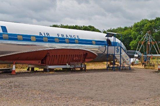 de Havilland Aircraft Museum: Comet mk1