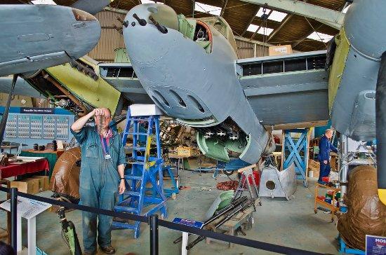 de Havilland Aircraft Museum: Mosquito