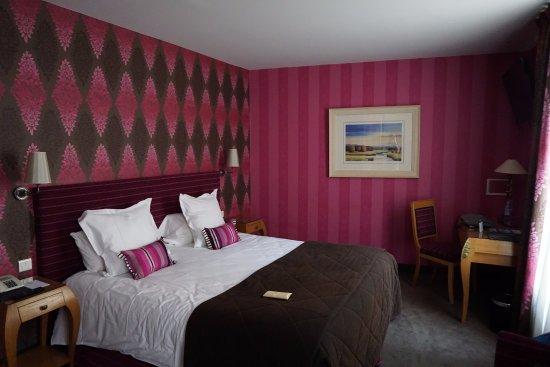 Hôtel Jardin Le Bréa : Double Superior Room