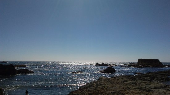 Glass Beach: Great views
