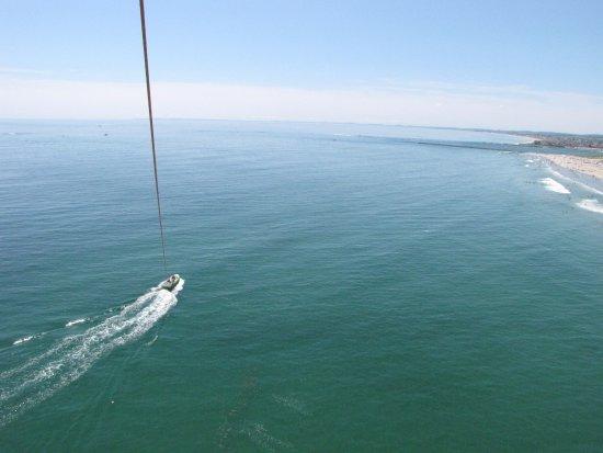 Hampton Beach Parasail