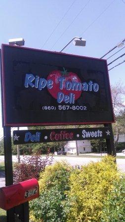The Ripe Tomato Deli
