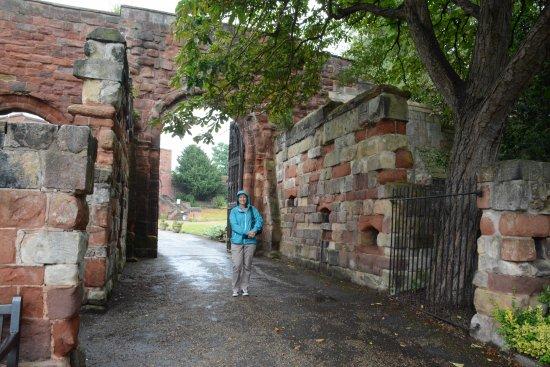 Shrewsbury, UK: The Castle Gate