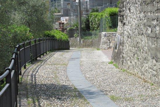 Colonno, إيطاليا: greenway