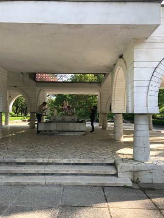 Hissarya, Bulgaria: Mineralquelle