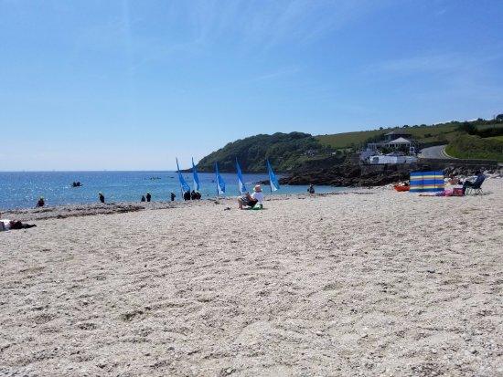 Swanpool beach - June 2017