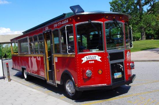 Trolley Tours Columbus Ohio