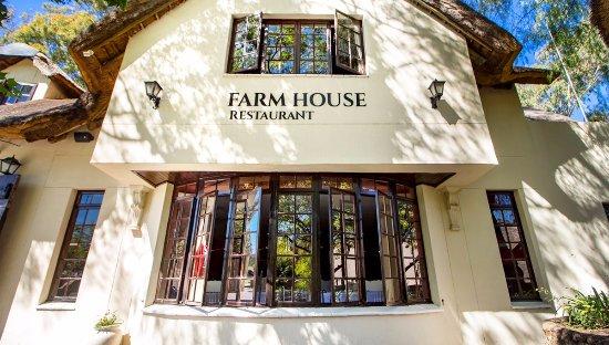 Roodepoort, جنوب أفريقيا: The Farm House Restaurant