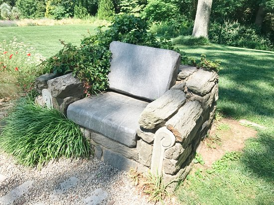 Wayne, PA: Have a seat: look for the rock remote on the sofa LOL