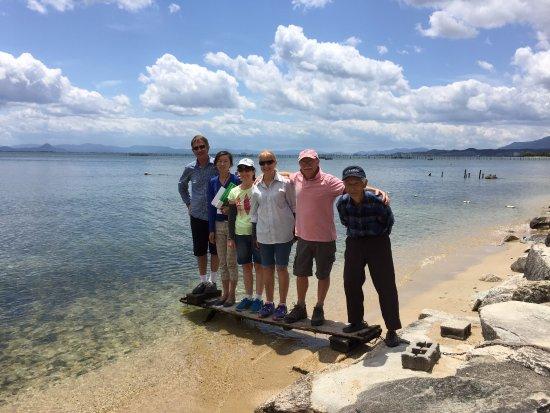 Lake Biwa electric bike tour