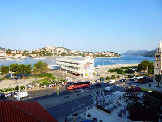 Hotel Petka: view from front room