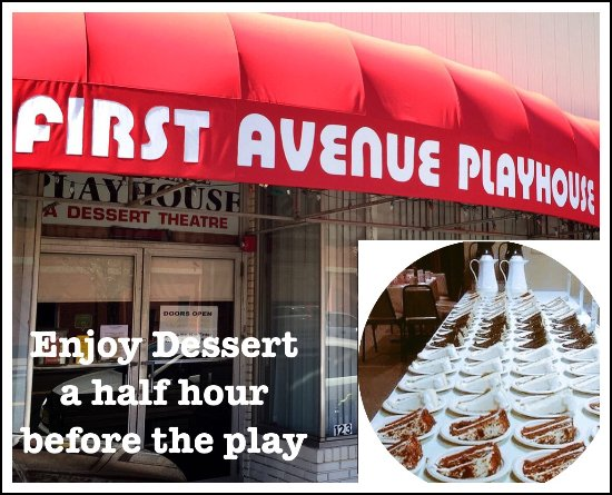 Atlantic Highlands, NJ: A new play every month for almost 30 years. Delicious dessert always included with the ticket pr