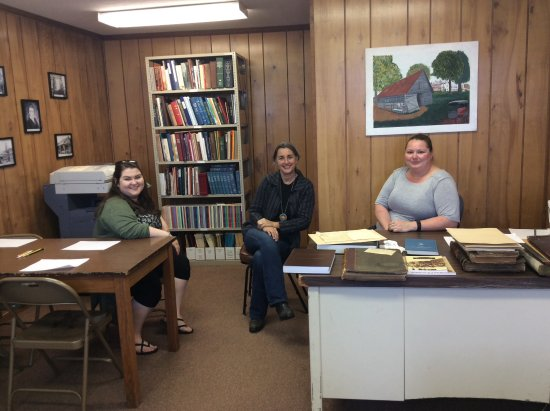 Tattnall County Archives
