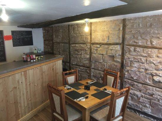 Appleby, UK: the Steakhouse Takeaway