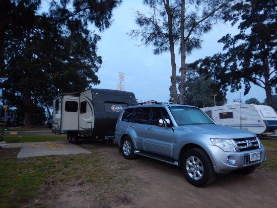 Yass, Australia: Drive through site