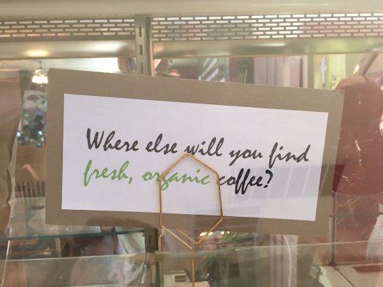 Fullerton, Kalifornia: And it's good tasting, too!
