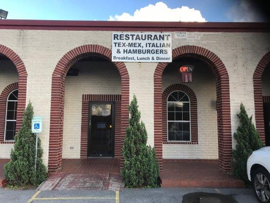 Dickinson, TX: Paradise Grill