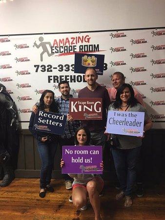 Amazing Escape Room Freehold Freehold Nj