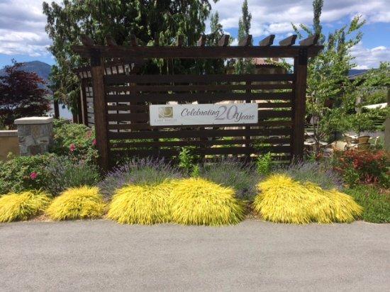 Lake Breeze Winery Patio Restaurant: Celebrating 20 years