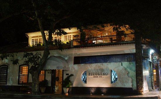 Em um casarão histórico, o Picolino completa 42 anos em um dos locais mais belos do estado do Ri