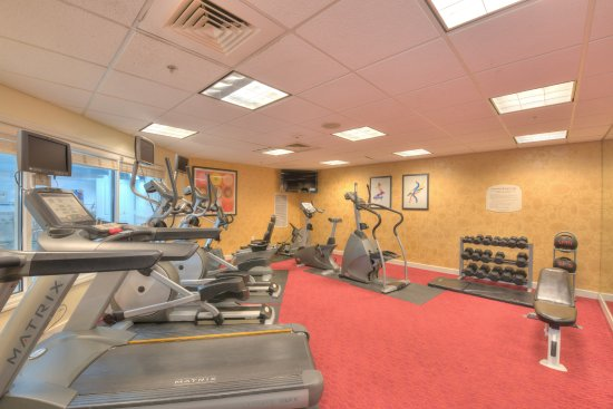 Residence Inn by Marriott Yonkers Westchester County: Fitness Center