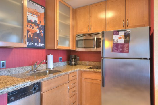 Residence Inn by Marriott Yonkers Westchester County : Studio Kitchen