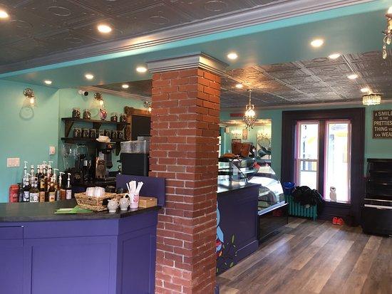 Yarmouth, Kanada: Perky Owl Coffee Inc