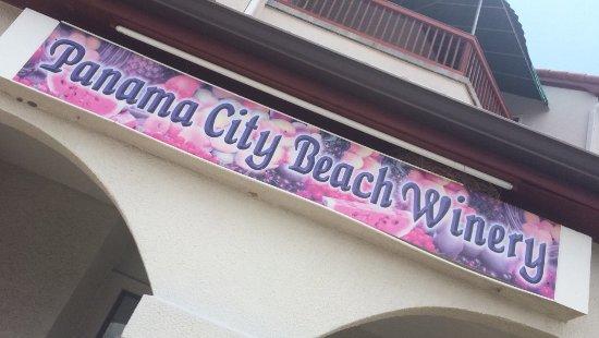 Panama City Beach Winery: winery ! 06.25.17