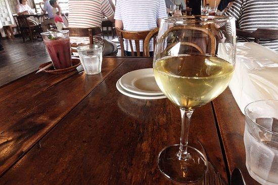 Koshu, Japonya: ハラモブラン。とっても飲みやすいです。