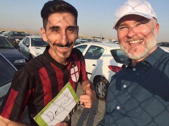 Mr Tehran
