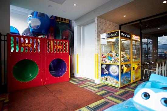 เพรสตัน, ออสเตรเลีย: Kids Zone to entertain the kids