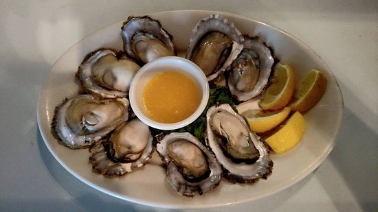 Otter Rock, OR: Oysters!