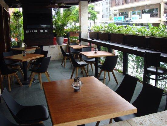 Terraza Picture Of Salao Melao Bar Restaurant Santo