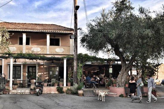 photo0.jpg - Picture of Ladokolla Traditional Grill House, Corfu -  Tripadvisor