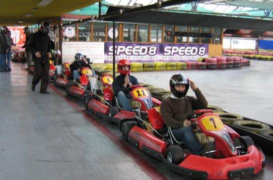 Go-Kart a Praga