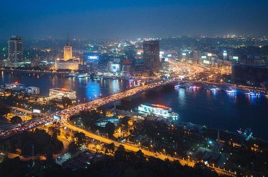La Torre de El Cairo y el Bazar Khan...
