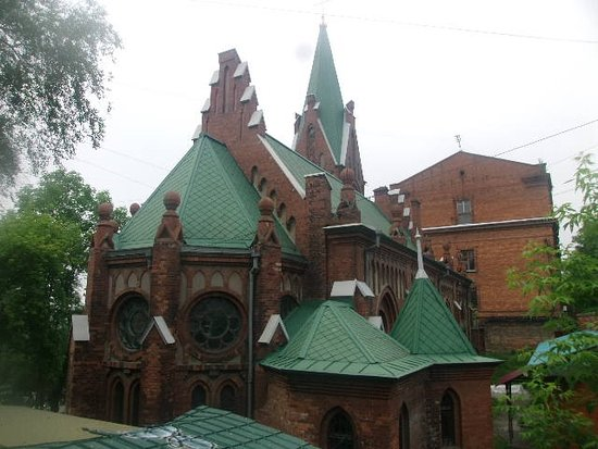 The Evangelical Lutheran Church of St. Paul