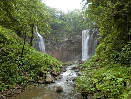 Ashiribetsu Waterfall