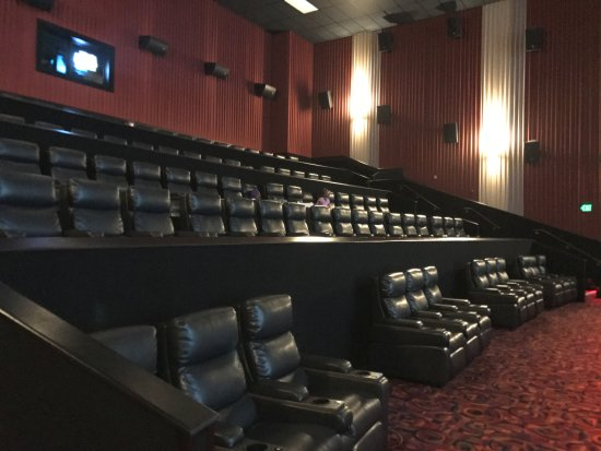 Cinemark Christiana and XD Theater seating - Picture of Cinemark