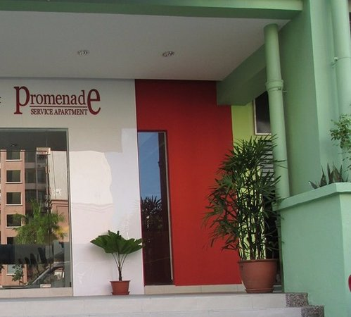 Foto de Promenade Hotel Apartments