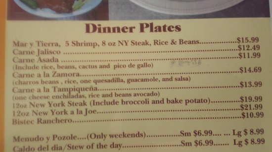 Littlerock, CA: Dinner Plates Continue