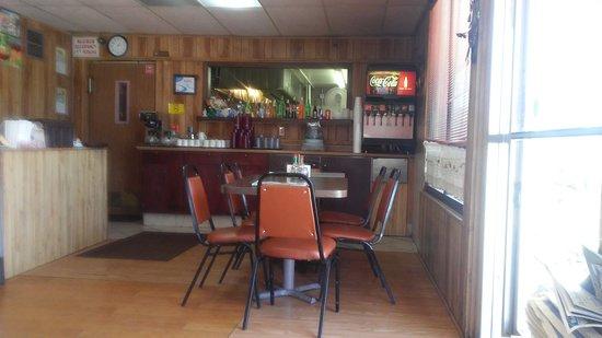 Littlerock, CA: Diner