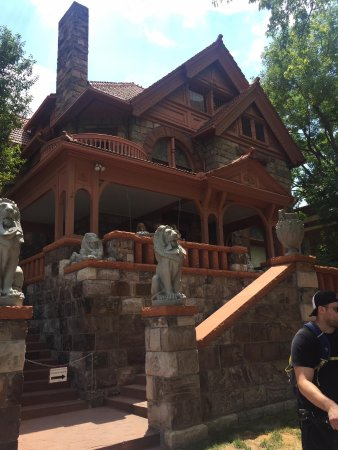"Bikalope Tours: Home of the ""Unsinkable"" Molly Brown"