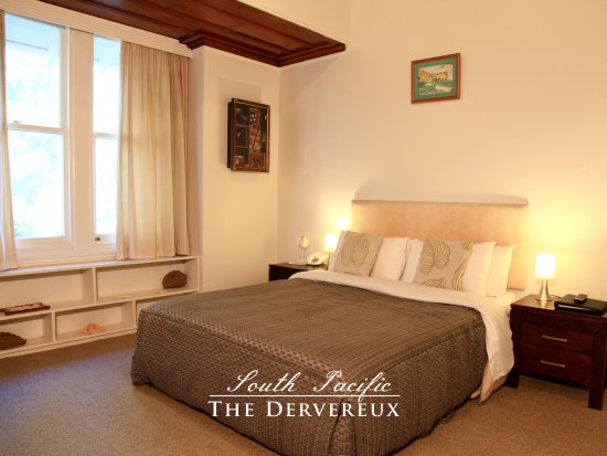 The devereux boutique hotel remuera nya zeeland for The devereux