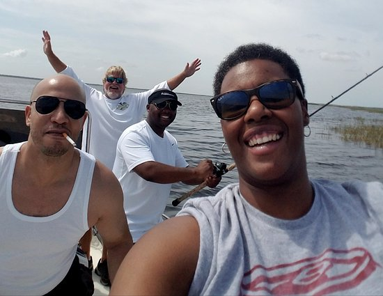 Lake toho fishing guides charters saint cloud fl top for Lake toho fishing guides