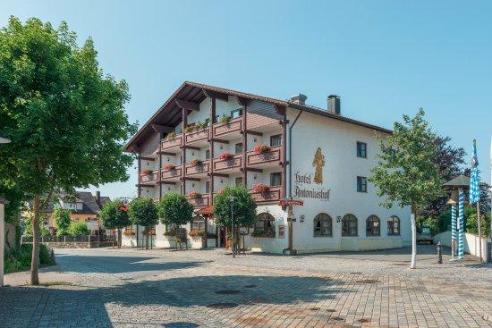 Hotel Antoniushof Schonberg Bayerischer Wald Bild Von Best